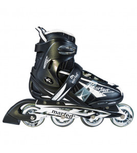 Marfed-rollers-pw 125-regulable-black-